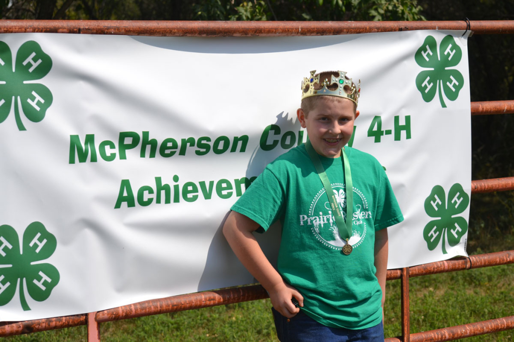 Miles 4-H Achievement Days Prince